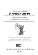El extractivismo en América Central
