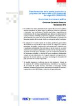 Transformación de la matriz productiva y proyectos de desarrollo en la Guatemala del siglo XXI (1996-2015)