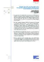Estado actual de las áreas naturales protegidas y pautas para la gestión de la biodiversidad en El Salvador
