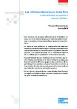 Las reformas tributarias en Costa Rica