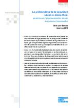 La problemática de la seguridad social en Costa Rica