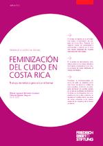 Feminización del cuido en Costa Rica