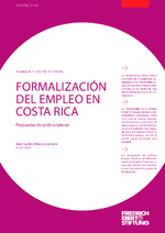 Formalización del empleo en Costa Rica