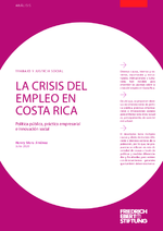 La crisis del empleo en Costa Rica