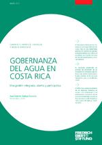 Gobernanza del agua en Costa Rica