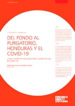 Del fondo al purgatorio, Honduras y el COVID-19