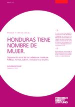 Honduras tiene nombre de mujer