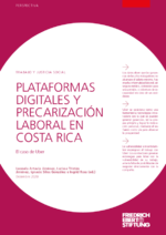 Plataformas digitales y precarización laboral en Costa Rica