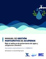 Manual de gestión participativa de acuíferos
