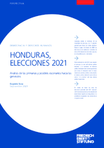 Honduras, elecciones 2021
